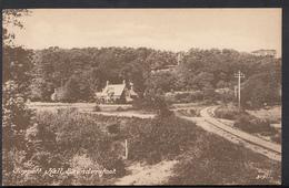 Wales Postcard - Coppett Hall, Saundersfoot, Pembrokeshire  DC121 - Pembrokeshire