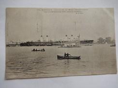 CPA (33) - BORDEAUX LORMONT LE KLEBER - CROISEUR-CUIRASSE LANCE Le 20 Septembre 1902 APRES SON LANCEMENT - R1659 - Bordeaux