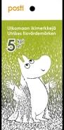 Finland - Postfris / MNH - Booklet Moomins 2017