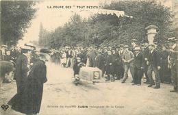 """63 CLERMONT FERRAND  La Coupe Des """"tout Petits """"  Course Automobile   2 Scans - Clermont Ferrand"""