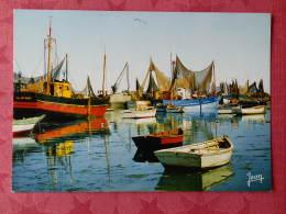 Dep 29 , Cpm 20.833 , Port Breton ,  Edit. Jean Audierne  (077)