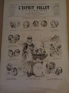 L'esprit Follet Et Paris-comique Réunis..-n°88 Dix-huit Novembre 1871. - Journaux - Quotidiens