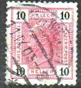 PIA - AUS - 1904 : Imperatore Francesco Giuseppe I°  - (Yv 86)