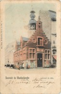 Blankenberghe - L'Hôtel De Ville - Nels Série 28 N° 41