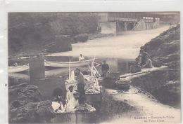 Biaritz - Barques De Pêche Au Port-Vieux       (170510) - Fischerei