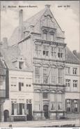 Mechelen Malines Maison Le Saumon Huis De Zalm + Cafe Estaminet 'In De Kleinen Zalm' Quai Au Sel Zoutwerf - Malines