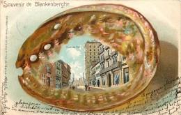 Fantaisie - Souvenir De Blankenberghe - Rue De L'Eglise