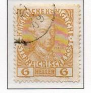 PIA - AUS - 1908-13 : 60° Anniversario Del Regno Dell' Imperatore Francesco Giuseppe I° - Leopoldo II°  - (Yv 105)