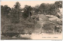 AFRIQUE,,,,SIERRA  LEONE,,,,,FREETOWN,,,,,TBE - Sierra Leone