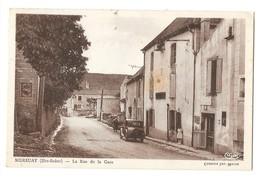 MERSUAY (70) La Rue De La Gare - France
