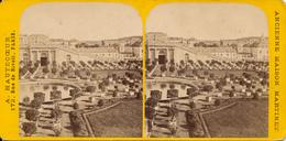 A.Hautecoeur, Orangerie Versailles, Ancienne Maison Martinet - Photos Stéréoscopiques