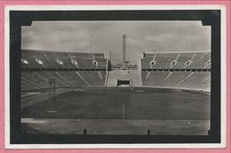 BERLIN - OLYMPIA 1936 - Jeux Olympiques - Olympischen Spiele - Reishssportfeld - Stade - Stadium - Stadio - Stadion - Jeux Olympiques
