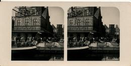 Alkmaar, Kaasmarkt, Cheese Market, Brilmerk Vera - Stereoscoop