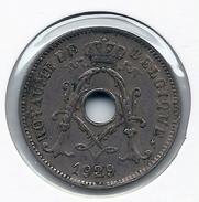 ALBERT I * 10 Cent 1929 Frans * Nr 8281 - 04. 10 Centimes