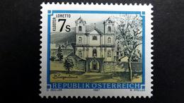 Österreich 1894 **/mnh, Kloster Loretto