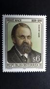 Österreich 1911 **/mnh, Ernst Mach (1838-1916), Physiker