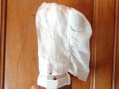 Coiffe  Ancienne  A Restaurer Ou Pour Modele -fillette Ou Dame Tissu Idem Au Robe De Communiante - 1900-1940