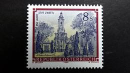Österreich 1925 **/mnh, Zisterzienserstift Zwettl