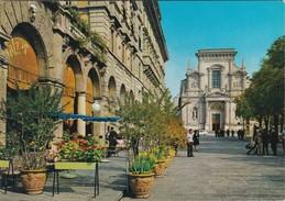 CARTOLINA - POSTCARD - BERGAMO - IL SENTIERONE CHIESA S. BARTOLOMEO DEL XIII SECOLO - Bergamo