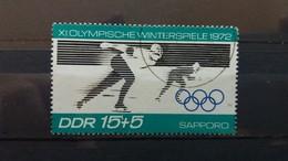 DDR 1971 SAPORRO WINTER OLYMPICS