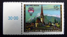 Österreich 1929 **/mnh, 1200 Jahre Brixlegg