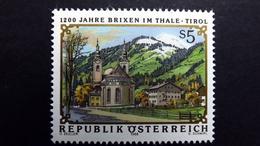 Österreich 1931 **/mnh, 1200 Jahre Brixen Im Thale