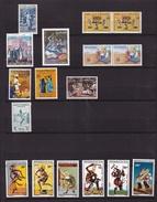 Costumes - Collection Timbres Neufs ** - Quelques Oblitérés - TB - 34 Scans