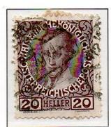 PIA - AUS - 1908-13 : 60° Anniversario Del Regno Dell' Imperatore Francesco Giuseppe I°-Ferdinando I°  - (Yv 108)