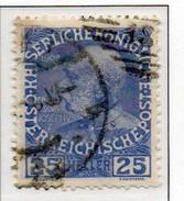 PIA - AUS - 1908-13 : 60° Anniversario Del Regno Dell' Imperatore Francesco Giuseppe I°  - (Yv 109)