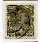 PIA - AUS - 1908-13 : 60° Anniversario Del Regno Dell' Imperatore Francesco Giuseppe I°  - (Yv 110)