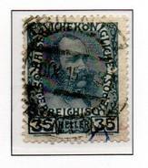 PIA - AUS - 1908-13 : 60° Anniversario Del Regno Dell' Imperatore Francesco Giuseppe I°  - (Yv 111)