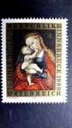 Österreich 1945 **/mnh, Madonna; Altargemälde Von Lukas Cranach D. Ä. (1472-1553) Im Dom St. Jakob, Innsbruck