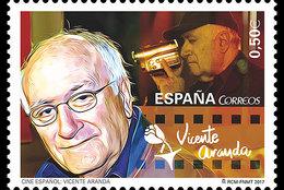 Spanje / Spain - Postfris / MNH - Complete Set Spaanse Film 2017