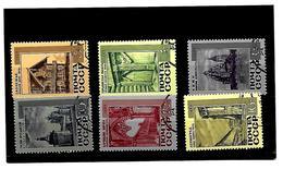 EDY 14 - RUSSIA URSS 1968 , Sei Valori  Usati