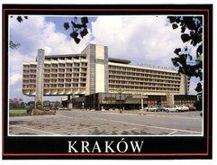 (722) Poland - Krakow Forum Hotel - Hotels & Gaststätten