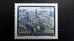 Österreich 1963 **/mnh, Erzabtei St. Peter, Salzburg