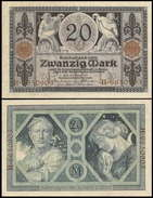 Germany 20 Mark 1915 UNC - [ 2] 1871-1918 : German Empire