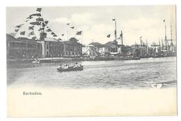 BARBADOS Port Bateaux - Cartes Postales