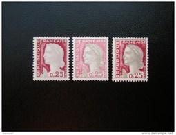 1263  Belle Variété De Couleur Marianne Decaris 1960  NEUF** Gomme Intacte - France