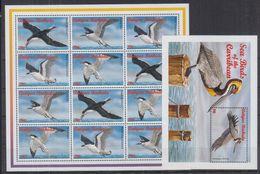 L41. Antigua & Barbuda - MNH - Animals - Birds