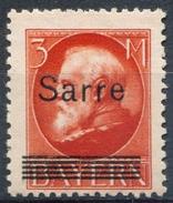 Y&T  N° 29 * - 1920-35 Saargebiet – Abstimmungsgebiet