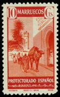 Marruecos 236 ** Paisajes. 1941 - Marruecos Español