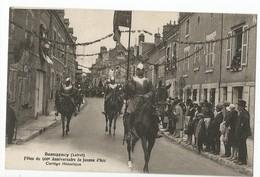 Beaugency - Fetes 500e Anniversaire De Jeanne D'Arc - Cortège Historique - Le Clergé - Ed. Lenormand -Rare- - Beaugency
