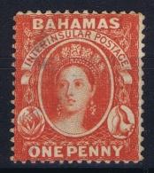 Bahamas: SG 42 Perfo 14  Not Used (*) SG  Small Thin - Bahamas (...-1973)