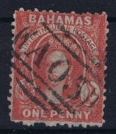Bahamas: SG 4  Gestempelt/used/obl. 1861 Lake Cancel Nr A05 - Bahamas (...-1973)