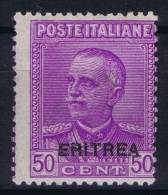 Italy Eritrea  Sa  136 Mi 138  Postfrisch/neuf Sans Charniere /MNH/** - Eritrea