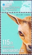 Hungary - Jakab The Barbary Sheep, Stamp, MINT, 2014