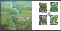 Gibraltar - Europa 2001 - Forest, FDC, 2011