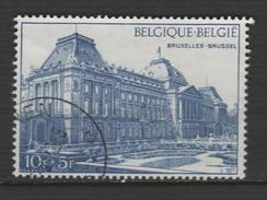 """BELGIQUE ,N°1607 """" PALAIS ROYAL DE BRUXELLES"""