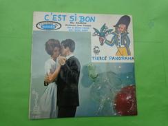 Disque TIERCE PANORAMA -c'est Si Bon- Ric Ramon Orchestre Jean Tordo 3.305 - Vinyles